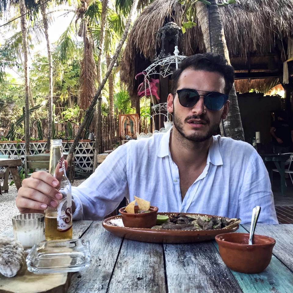 Lunch Tulum