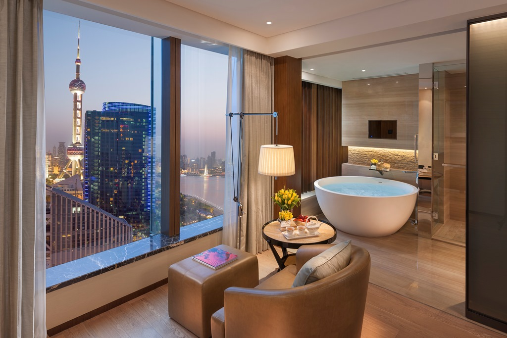 hotel design shanghai pudong